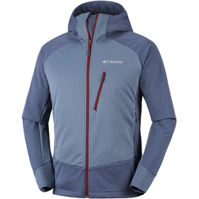 Columbia Steel Cliff Hooded Softshell Jacket Men Mountain/Dark Mountain